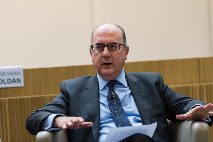 Jose María Roldán, presidente de la AEB